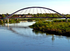 Ostrołęka - The Madalinski Bridge