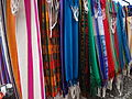 Otavalo Artisan Market - Andes Mountains - South America - photograph 064.JPG