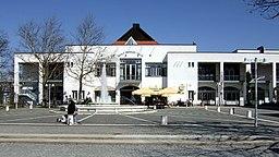 Rathausplatz in Ottobrunn