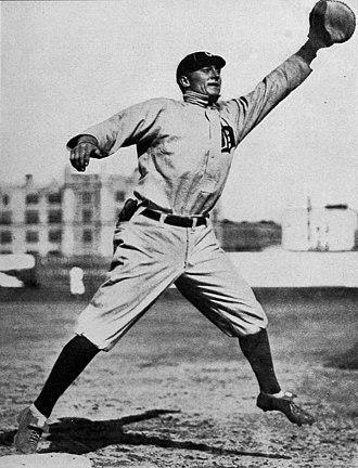 Ty Cobb - Cobb in 1911