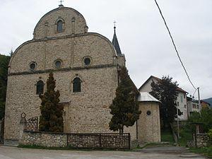 Ivo Andrić - Ovčarevo monastery, Travnik