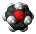 Oxatriquinacene cation 3D spacefill.png