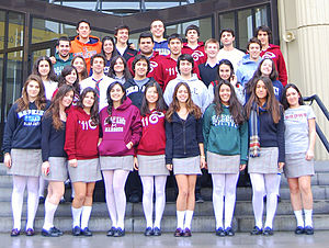 Koç School - Some Graduates of the Class of 2011