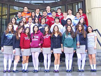 Koç School - Some Graduates of the Class of 2011