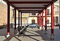 Pèrgola de la plaça de l'Amistat, Pedreguer.JPG