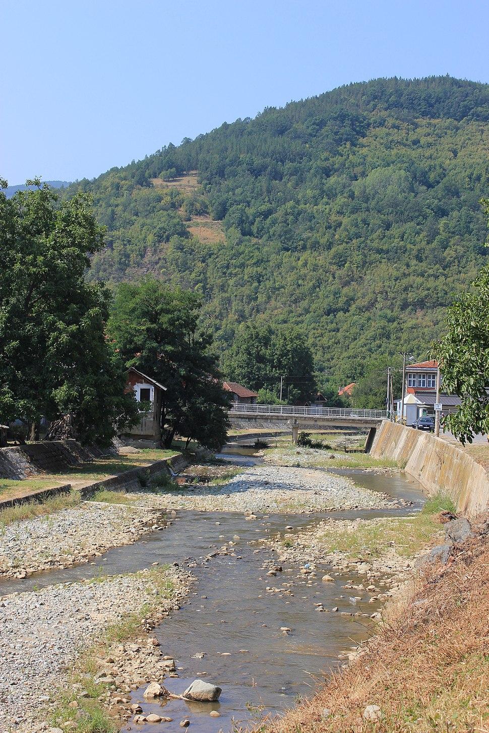 Pčinja River Trgoviste
