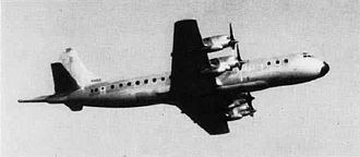Lockheed P-3 Orion - The first Orion prototype was a converted Lockheed Electra.