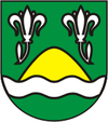 Coat of arms of Gmina Krzymów