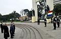 PRESIDENTE PARAGUAYO INICIO VISITA DE ESTADO AL PERÚ CON COLOCACIÓN DE OFRENDA A PRECURSORES Y PRÓCERES DE LA INDEPENDENCIA (4769759994).jpg