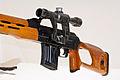 PSL Dragunov 7,62 × 54 mm R Sniper Rifle - (detail).jpg