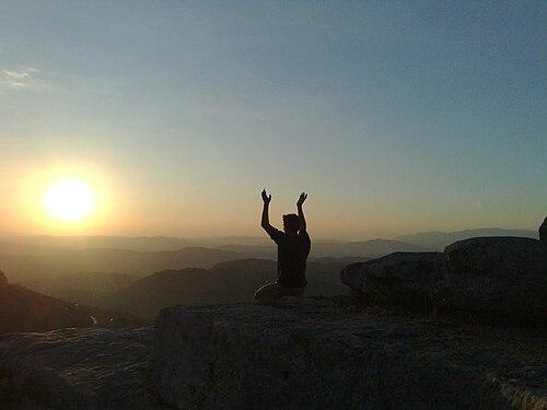 Pagan meditation