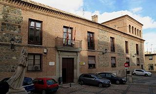 building in Toledo Province, Spain