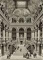 Palais Garnier Grand Escalier d'Honneur - Garnier 1880 vol2 plate8.jpg
