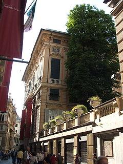 palace in Genoa
