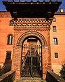 Palazzo Rosso - Bentivoglio - Portale di entrata ponte sul Navile.jpg