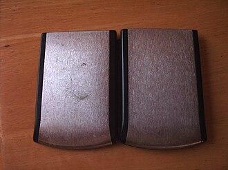 Palm V - Image: Palm V Case