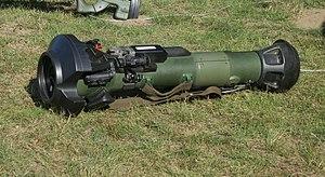 MBT LAW - Image: Pansarvärnsrobot 57 aka MTB LAW