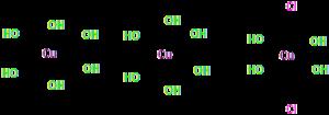 Dicopper chloride trihydroxide - Figure 3.  Cu coordination and bonding in paratacamite