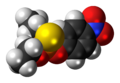 Parathion-ethyl 3D spacefill.png