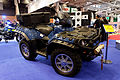 Paris - Salon de la moto 2011 - Polaris Sportsman XPS 850-550 Gendarmerie - 001.jpg