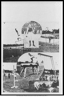 Gymnastics at the 1900 Summer Olympics Gymnastics at the Olympics