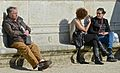 Parisians enjoying their parks, Paris May 2014.jpg