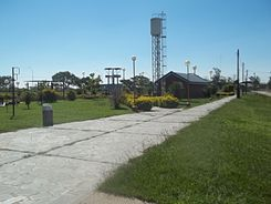 Park in General Lucio V. Mansilla (looking at South).JPG