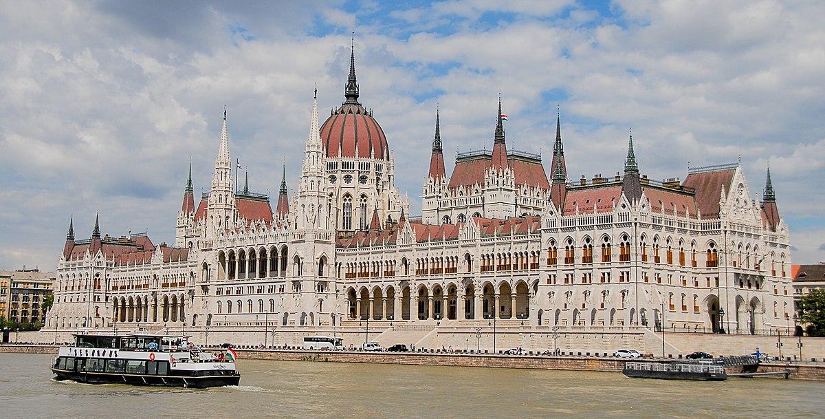 ungarisches parlament � wikipedia