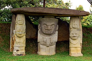 Colombia - San Agustín Archaeological Park