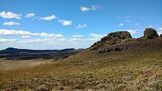 Pali-Aike volcanic field - Landscape of Pali-Aike