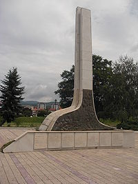 https://commons.wikimedia.org/wiki/File:Partisanmonument-Delcevo.JPG