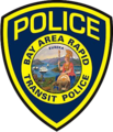 Patch of the Bay Area Rapid Transit Police Department.png
