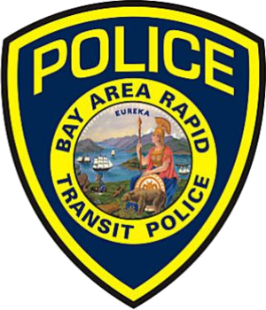 BART Police - Image: Patch of the Bay Area Rapid Transit Police Department