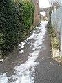 Path from Wodeland Avenue to Farnham Road - geograph.org.uk - 1156701.jpg