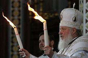 Высказывание патриарха кирилла в защиту секс меньшинств