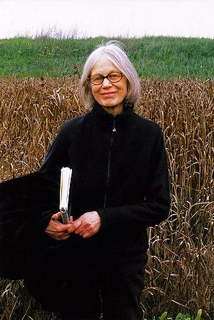 Patricia Johanson - Image: Patricia Johanson by Scott Hess