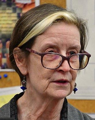 Patricia Olson - Image: Patricia Olson at St. Catherine University 2018 12 05