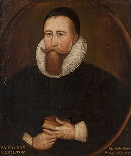 Patrick Hamilton (martyr) Scottish clergyman (1504-1528)