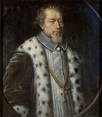 Paweł Holszański - Image: Pavał Halšanski. Павал Гальшанскі (XVI)