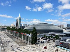 Altice Arena - Altice Arena in Lisbon, Portugal