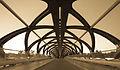 Peace Bridge (Calgary) at Dusk 2.jpg