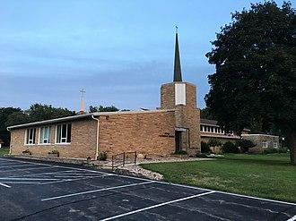 Green Lake, Wisconsin - Peace Lutheran Church