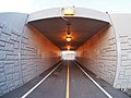 Pedestrian tunnel in East Wenatchee Washington.jpg