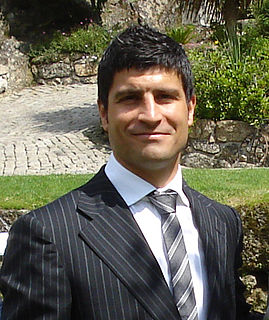 Pedro Emanuel Portuguese football player/manager