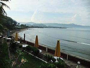 Sukabumi Regency - Image: Pelabuhan Ratu Bay