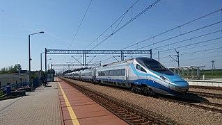 Grodzisk Mazowiecki–Zawiercie railway