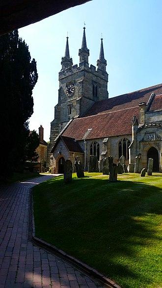 Penshurst - Penshurst Church