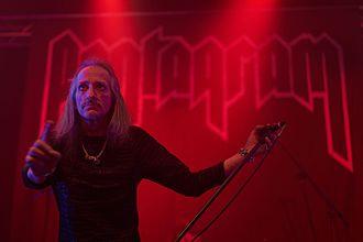 Pentagram (band) - Bobby Liebling of Pentagram