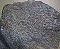 Pentlandite-pyrrhotite (late Paleoproterozoic, 1.85 Ga; Sudbury Impact Structure, Ontario, Canada) 4 (18278593433).jpg