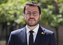 Pere Aragonès retrat oficial govern 2021.jpg
